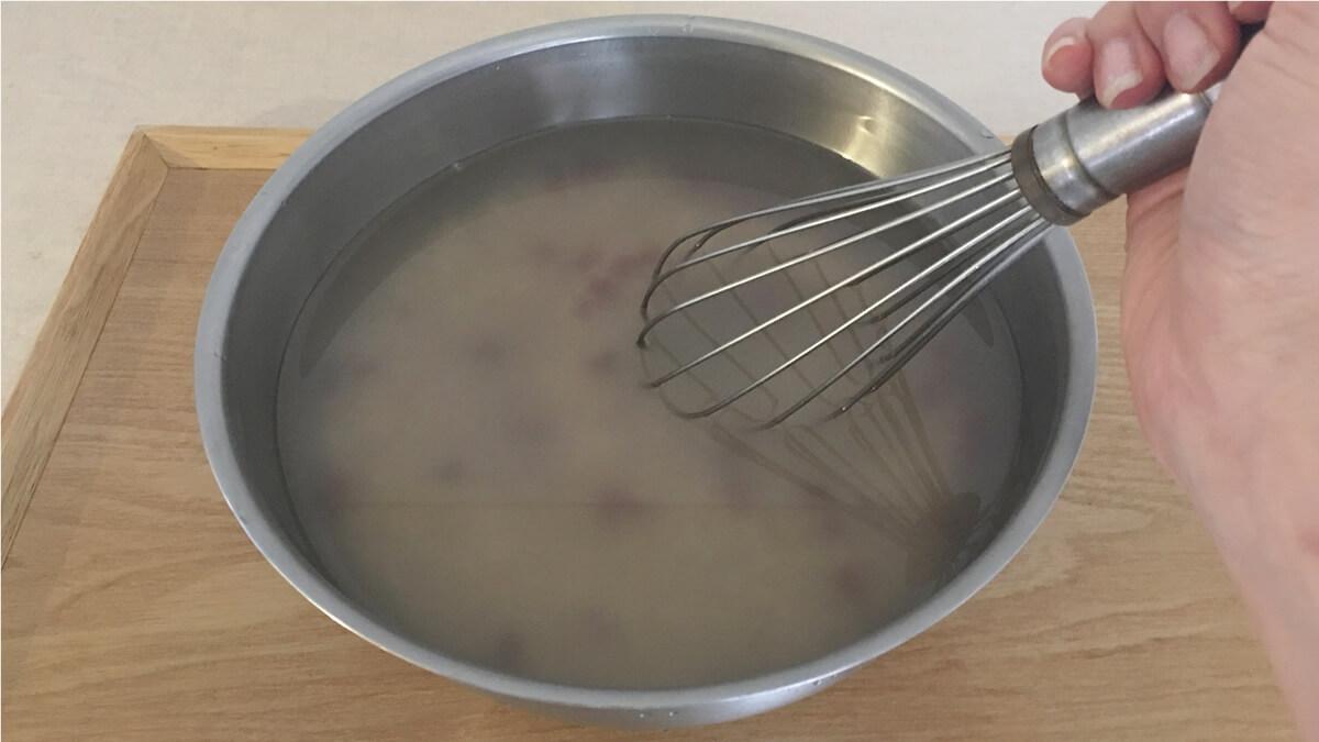 白濁した玄米