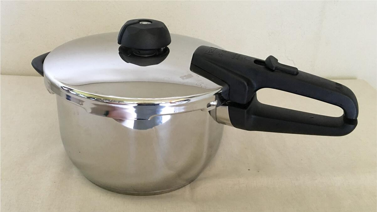 フィスラーの圧力鍋