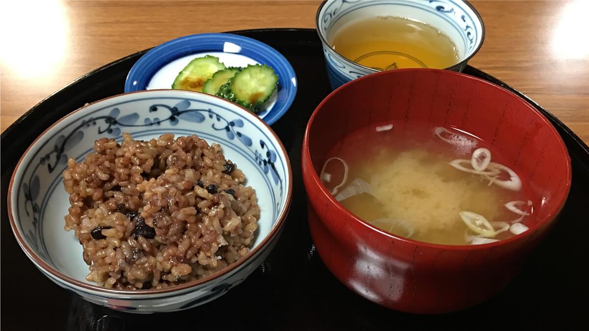長岡式酵素玄米の写真
